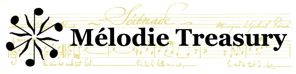 Melodie Treasury Banner